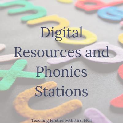 phonics stations