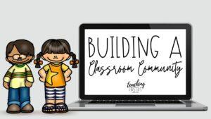 classroom community builders
