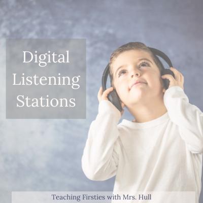 listening stations