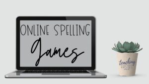 spelling games online for your students