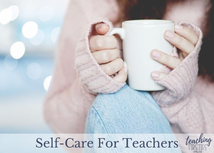 self care for teachers